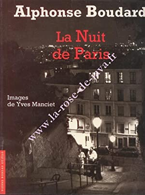 La nuit de Paris