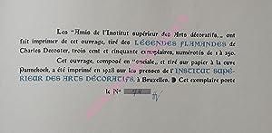 Sire Halewijn.: MASEREEL Frans -
