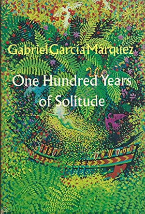One hundred years of solitude. Traduit de l'espagnol par Grégory Rabassa.