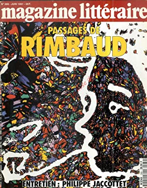 Passage de Rimbaud.