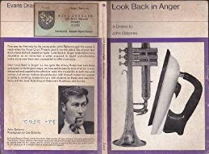 Look Back in Anger: A Play in Three Acts.: OSBORNE, John.