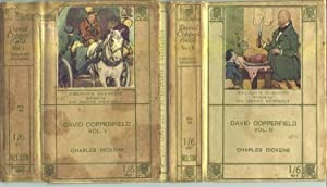David Copperfield. Two volumes complete.: DICKENS, Charles.
