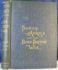 South Africa and the Boer-British War VOLUME: Hopkins, J. Castell