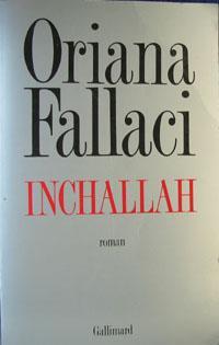 INCHALLAH: FALLACI, ORIANA