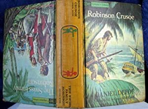 Companion Library: 'The Swiss Family Robinson The: Daniel Defoe; Johann