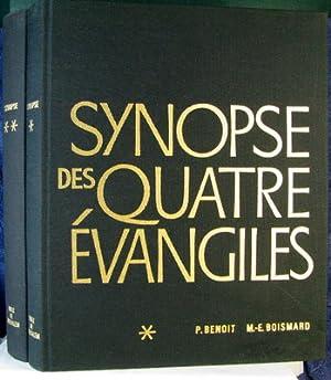 Synopse des Quatre Evangiles en Francais avec: Benoit, P. and