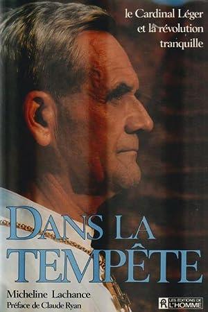 Dans la tempete (French Edition): Lachance, Micheline