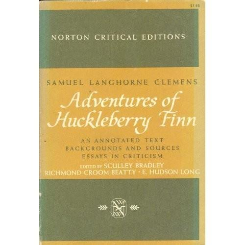 a critical analysis of huckleberry finn Case study of the adventures of huckleberry finn the articles that are presented below explore adverse techniques of criticizing literary works these critiques will be broken down to identify what technique of criticism is being used and what aspects correspond with the guidelines of that specific criticism the criticisms identified below are.