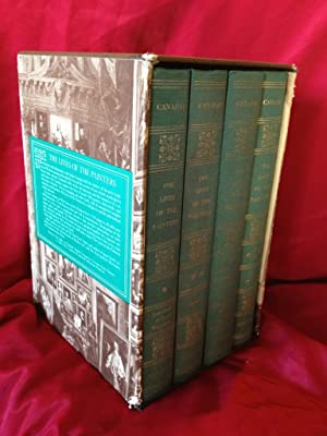 The Lives of the Painters (4 Volume: Canaday, John Edwin
