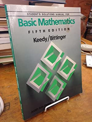 Student's solutions manual for Basic mathematics: Fifth: Penna, Judith Ann