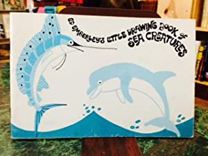 Little Drawing Book of Sea Creatures