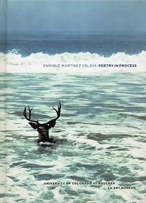 Enrique Martinez Celaya: Poetry in Process: Celaya, Enrique Martinez; Becker, Lisa Tamiris