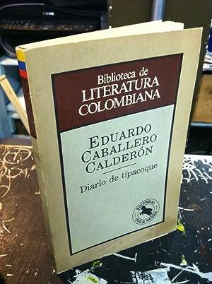 Diario de Tipacoque: Calderon, Eduardo Caballero