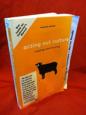 Resources for Teaching Acting Out Culture: Instructor's 2nd Edition: Reading and Writing: ...