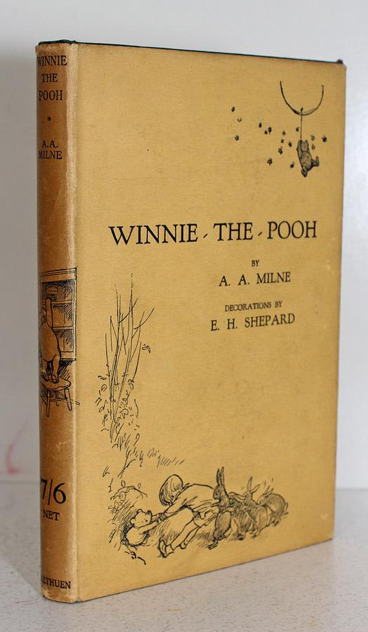 Winnie the Pooh A A Milne Hardcover