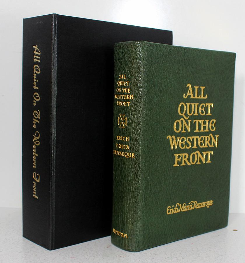 The price of war in all quiet on the western front by erich maria remarkque