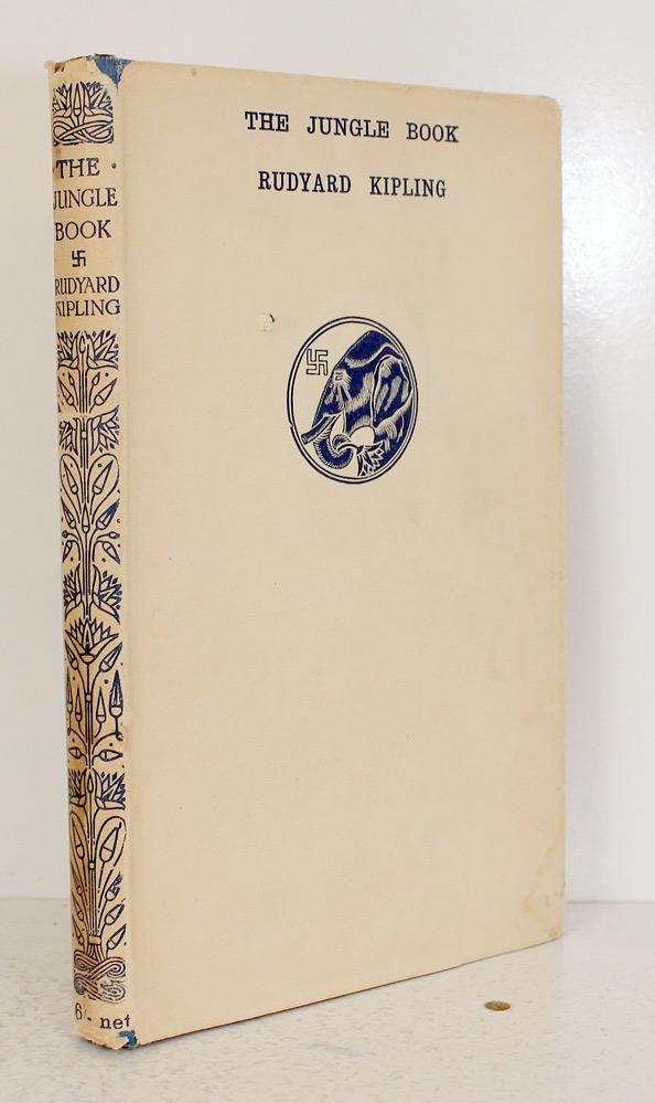 The Jungle Book Rudyard Kipling