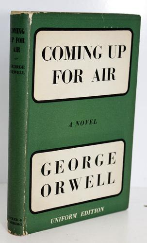 an overview of the novel coming up for air by george orwell George orwell an insurance salesman desperately tries to recapture his youth in this charming comic novel by the iconic british author (the new york times) george bowling is having a crisis not a loud, unsightly one, but a small, desperate one.