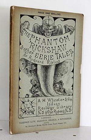 The Phantom Rickshaw and Other Eerie Tales: Rudyard Kipling