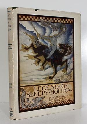 The Legend of Sleepy Hollow: Washington Irving, Arthur