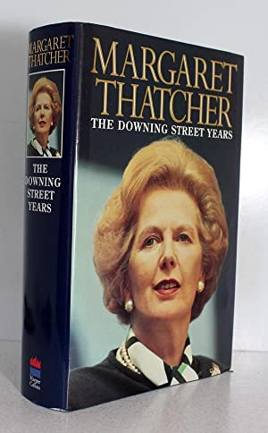 the downing street years margaret thatcher