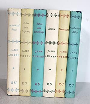 Pride and Prejudice, Sense and Sensibility, Emma,: Jane Austen Reginald