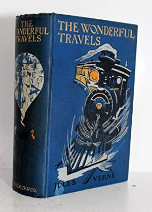 The Wonderful Travels, Around the World in: Jules Verne