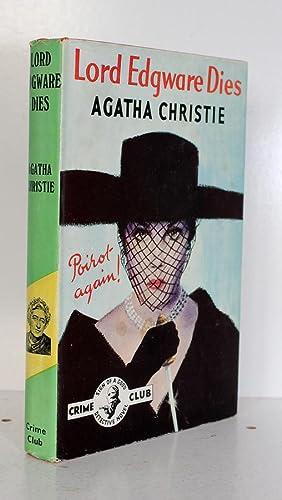 Lord Edgware Dies: Agatha Christie