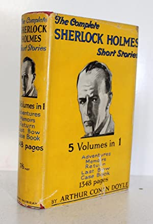 The Complete Short Stories -Sherlock Holmes his: Arthur Conan Doyle