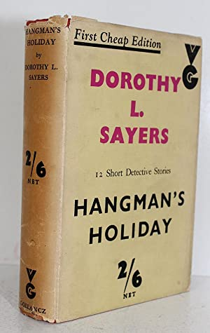 Hangman's Holiday: Dorothy Sayers