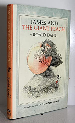 James and the Giant Peach: Roald Dahl