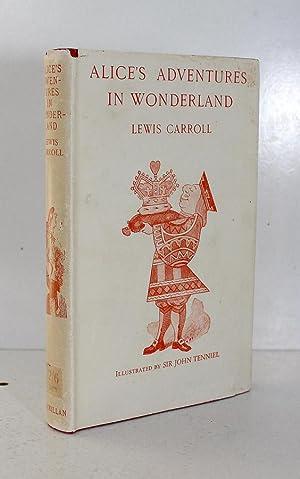Alice's Adventures in Wonderland: Lewis Carroll