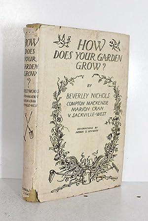 How Does Your Garden Grow: Beverley Nichols, Compton
