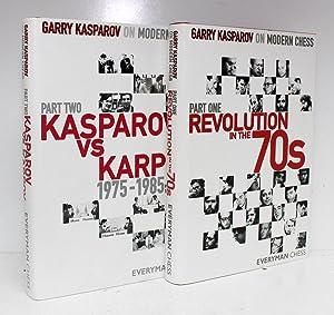 Garry Kasparov on Modern Chess, Part 1: Garry Kasparov