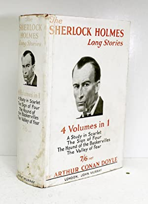 The Sherlock Holmes Long Stories, A Study: Arthur Conan Doyle