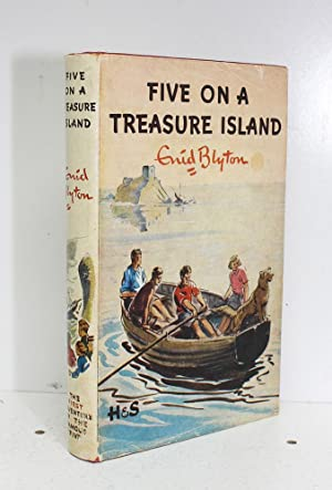 Five On a Treasure Island: Enid Blyton