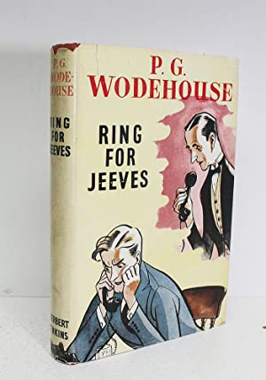Ring for Jeeves: P G Wodehouse