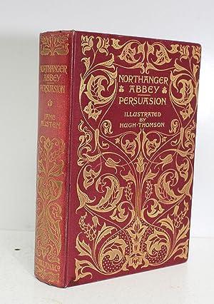 Northanger Abbey, Persuasion: Jane Austen