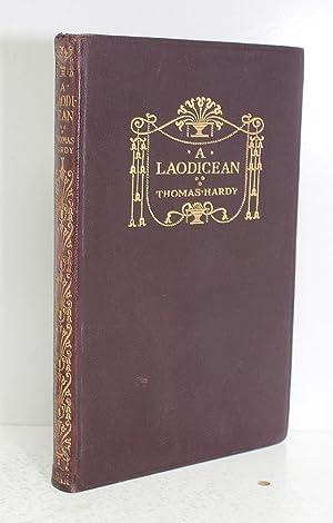 A Laodicean: Thomas Hardy, Richard