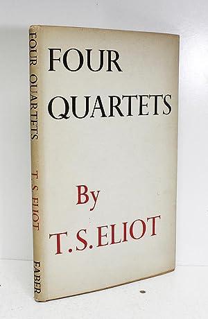 Four Quartets - East Coker.--Burnt Norton.--The Dry: T S Eliot