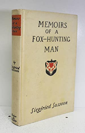 Memoirs of a Fox Hunting Man: Siegfried Sassoon