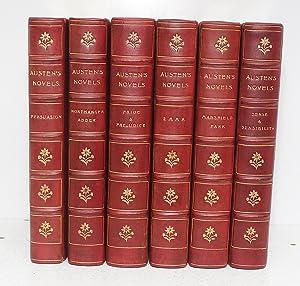 Pride and Prejudice, Sense and Sensibility, Emma,: Jane Austen