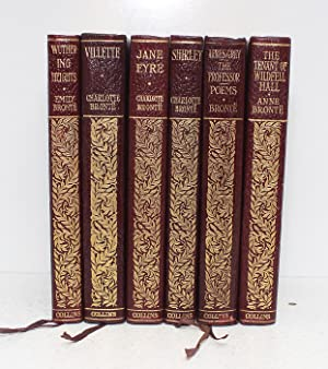 Wuthering Heights, Jane Eyre, Tenant of Wildfell: Emily Bronte, Anne