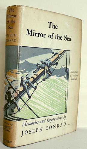 The Mirror of the Sea: Joseph Conrad