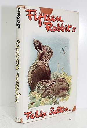 Fifteen Rabbits: Felix Salten, Richard