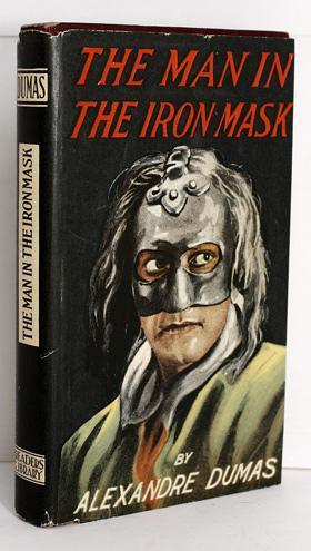 The Man in the Iron Mask: Alexandre Dumas