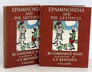 Epaminondas and the Lettuces: Constance Egan