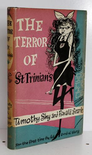 The Terror of St Trinian's: Timothy Shy and
