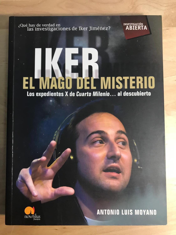 IKER EL MAGO DEL MISTERIO :Los Expedientes X de cuarto Milenio. al ...