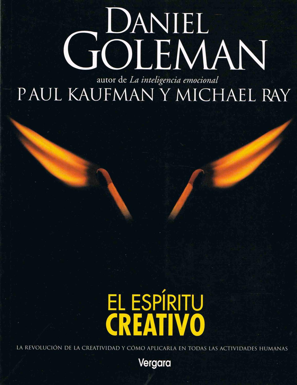 el espiritu creativo daniel goleman pdf descargar